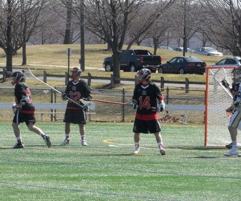 Rutgers Club Lacrosse 2011