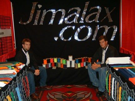 jim_and_al Jimalax.com mesh lacrosse