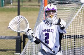 Sam Jakimo Amherst Lacrosse lax
