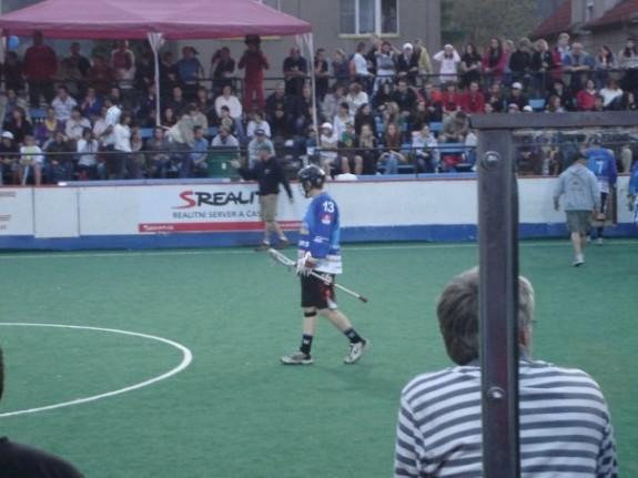 Prague box lacrosse LC United Philly boxla
