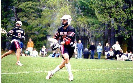 Connor Wilson Wesleyan Lacrosse