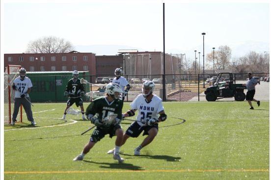 Adams State NDNU lacrosse