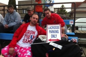 Grow The Game lacrosse pRague