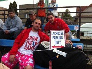 Grow The Game lacrosse pRague