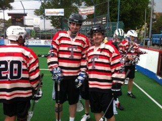 Prague box lacrosse uniforms