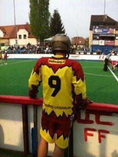 Prague box lacrosse uniforms jerseys