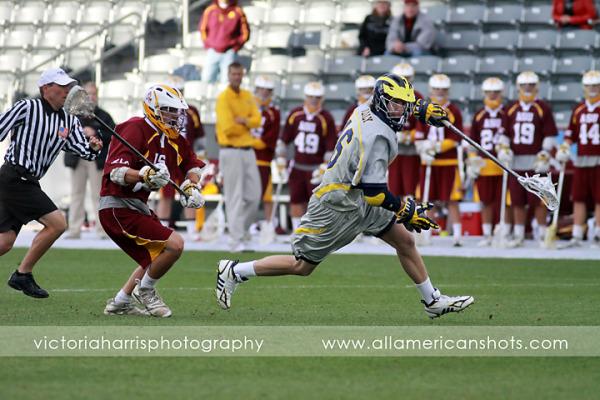 ASU MICHIGAN State MCLA Semis 2011 Lacrosse lax