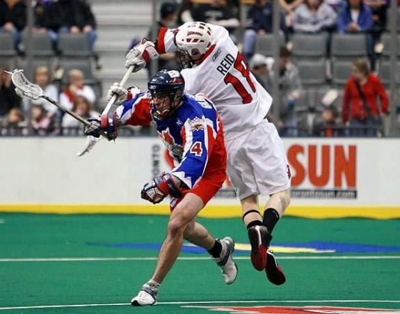 Jack Reid NLL Lacrosse