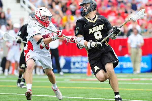 Garrett Thul at Army vs. Cornell Lacrosse