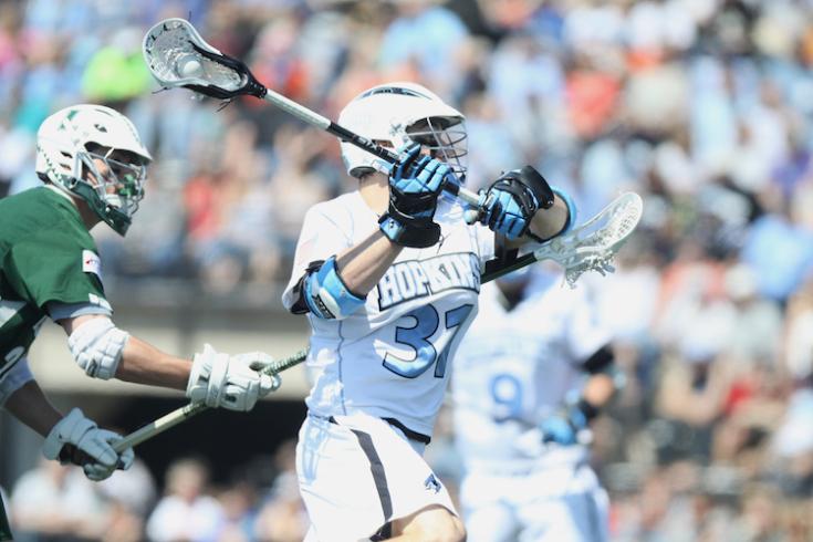 Hopkins Lacrosse John Ranagan