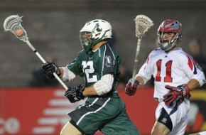 Long Island Lizards v Boston Cannons Greg Gurenlian