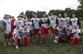 The Machine Lacrosse Team Photo