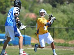 Hollywood Lacrosse Club California lax