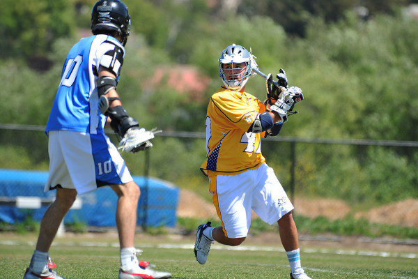 Hollywood Lacrosse Club California lax
