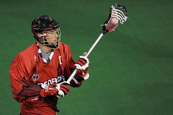 Canada Box lacrosse WILC 2011 SLovakia lax