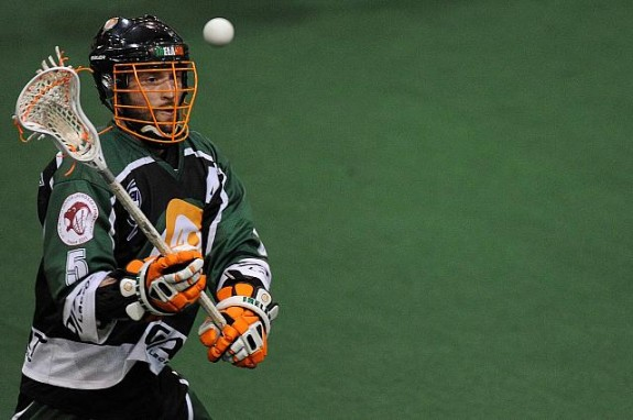 Team Ireland WILC indoor lacrosse