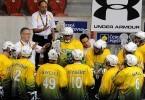Team Australia World Indoor Lacrosse Championships 2011 Prague
