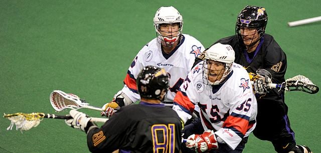Iroquois vs. Team USA WILC