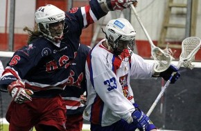 Brian Langtry Team US box lacrosse indoor box lacrosse WILC 2011