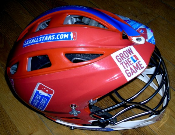 Lax All Stars Head Wrapz helmet wrap lacrosse