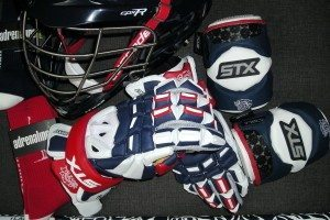 Thailand Lacrosse Gear helmet gloves STX lax gloves socks Adrenaline 1Lacrosse
