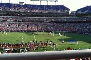 Baltimore Final Four Lacrosse Denver Virginia 2011