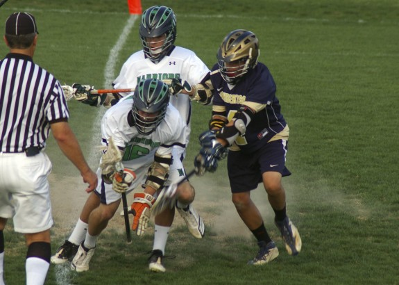 lacrosse ground ball stick protection