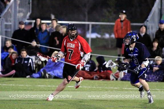 BYU Utah College Lacrosse 2011