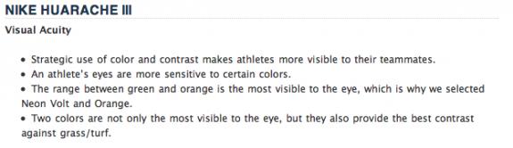 Inside Lacrosse Nike Volt claims