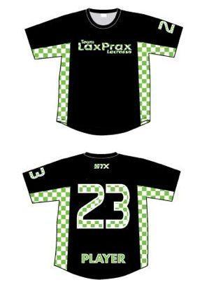 Team LaxPrax Lacrosse-STX Uniforms