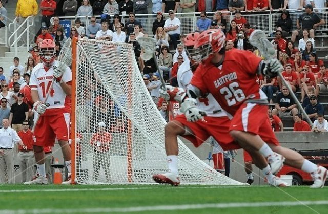 Hartford Stony Brook Lacrosse America East Final 2011
