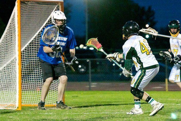 snazzy lacrosse spoon!