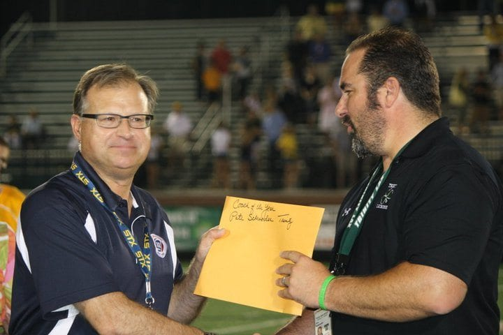 Pete Schroeder - Kentucky HS lacrosse Coach of the Year