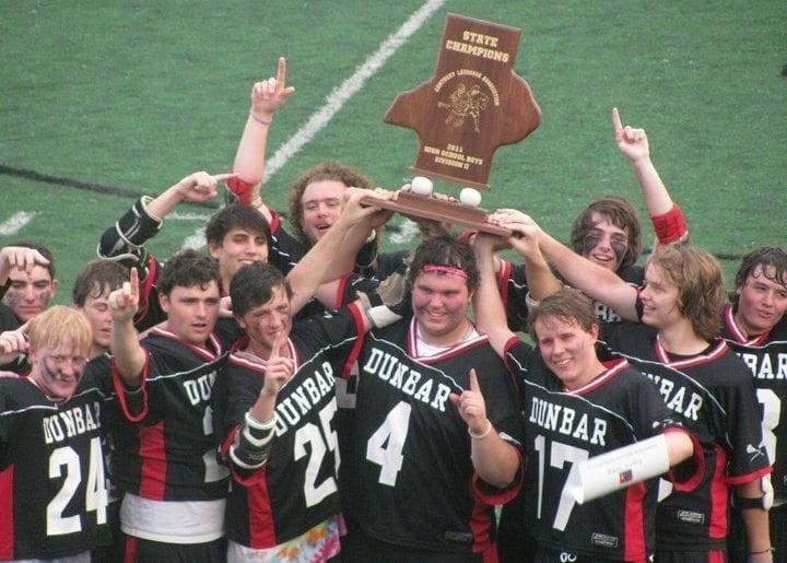 Kentucky HS lacrosse Champs Dunbar