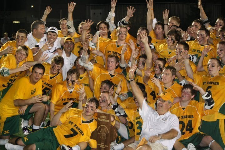 Kentucky HS lax champs