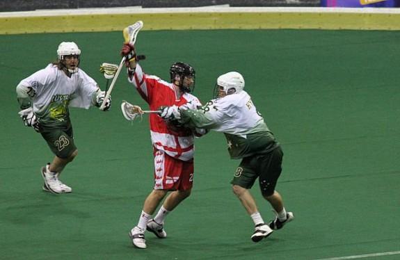 England Australia Box lacrosse WILC