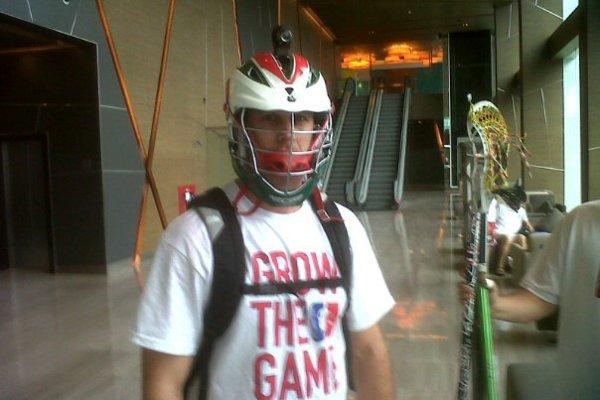 Glenn Morley GTG Invitational Helmet Cam