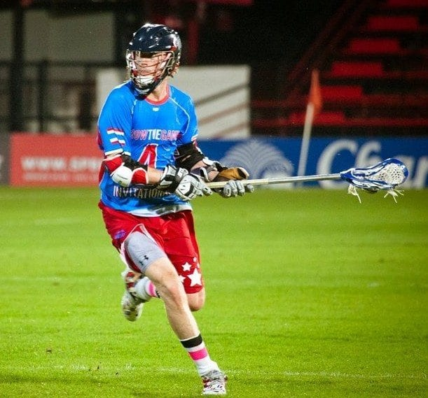 Connor Wilson Thailand Lacrosse Grow The Game