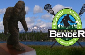 Bender Lacrosse Tournament Trophy