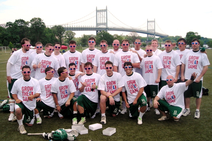 Brooklyn LC/The Art Of Lax Champions Lacrosse