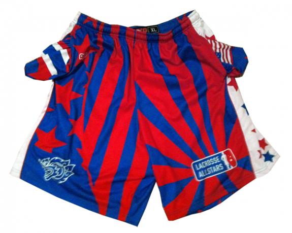 GTG Invitational Shorts, Thailand Lacrosse 2011