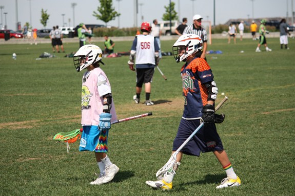 Denver Team Camp U15 Players