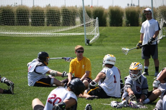 BK Lacrosse, Denver Team Camp