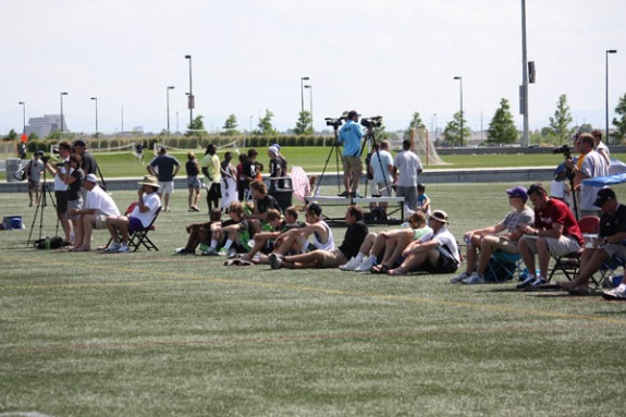 Select All-Star Game, Denver Lacrosse Team Camp