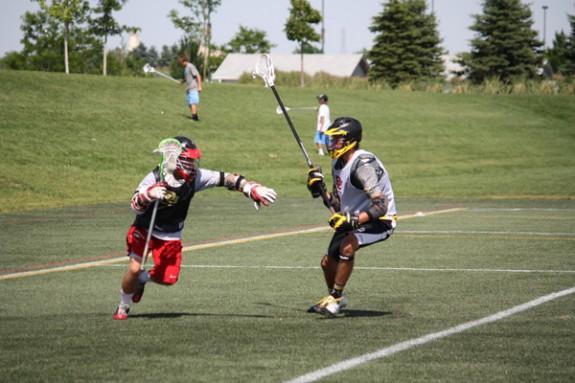Select All-Star Game, Denver Lacrosse Team Camp
