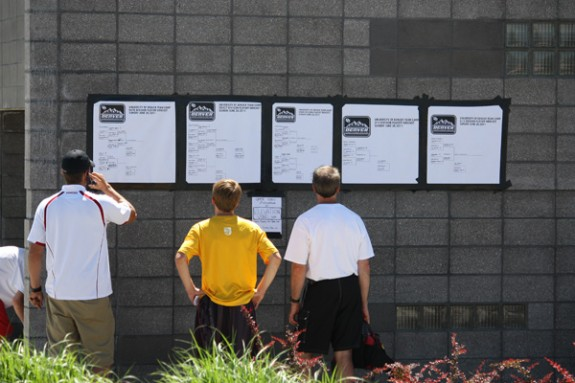 Denver Lacrosse Team Camp