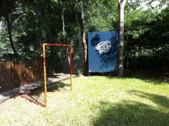 Payu's backyard