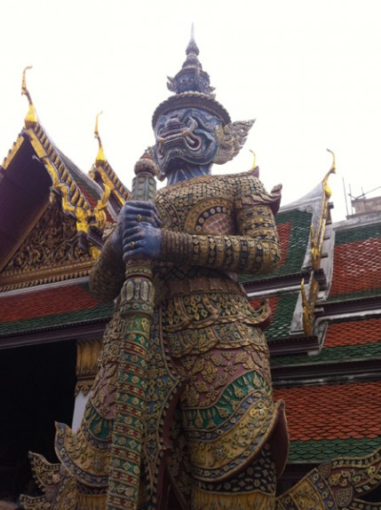 LAS in Thailand