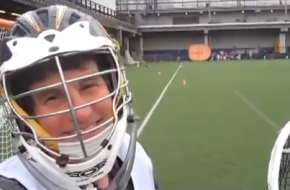 Mat Levine goalie Citylax founder