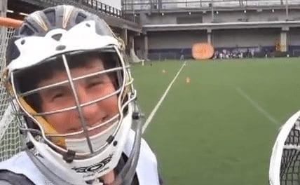Mat Levine goalie Citylax founder